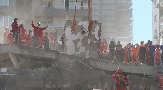 爱琴海地震73人遇难 爱琴海地震死亡人数有多少(图)