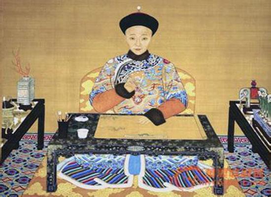 清朝皇帝顺序列表