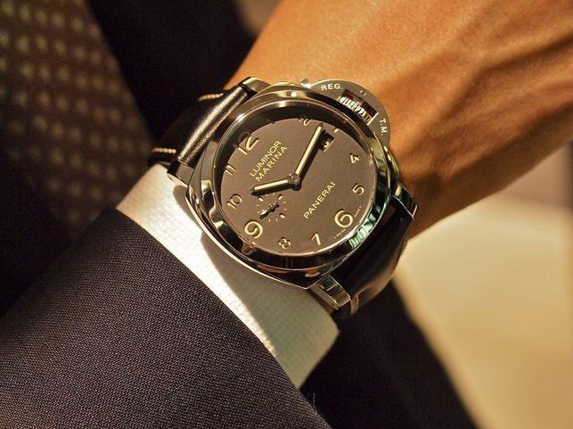 全球十大奢侈手表品牌排行榜男士